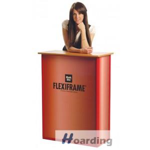 Prezentační promo stolek Flexiframe