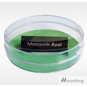 Kulatý mincovník Axel