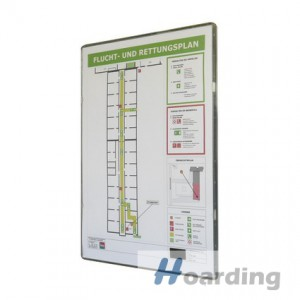 Informační tabule Linfor