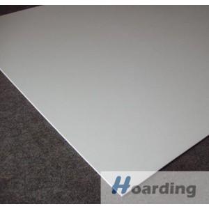 PVC výplň (3 mm) k reklamnímu stojanu Softline
